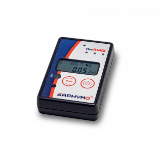 RadTRACE radiamètre professionnel pour la surveillance gamma
