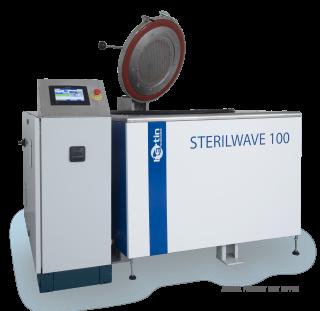 Sterilwave 100, solution ultra compacte de gestion des DASRI