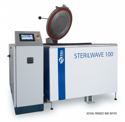 Sterilwave 100, solution ultra compacte de gestion des DASRI