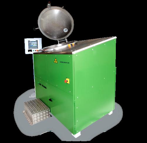 Sterilwave 250, la solution pour le traitement sur place des déchets biomédicaux