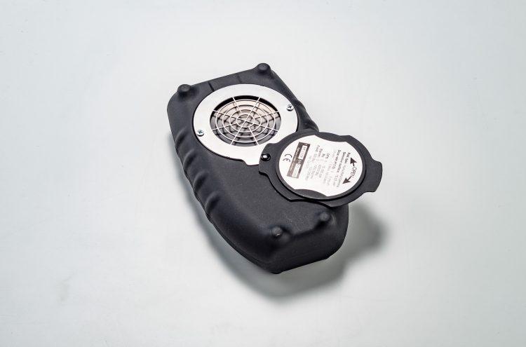 Contaminamètre mesurant la contamination alpha, beta et gamma
