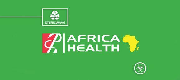 Sterilwave au salon Africa Health en juin 2017