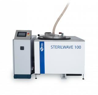 Extraction de vapeur - Sterilwave 100