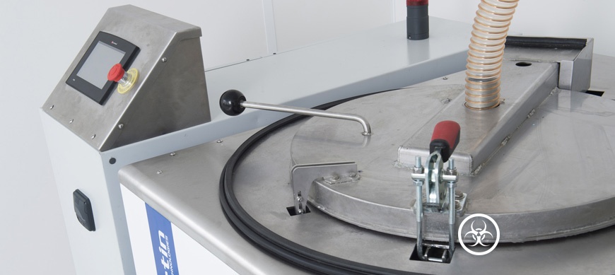 Bertin lance Sterilwave 100 : la solution ultra-compacte de gestion des déchets médicaux
