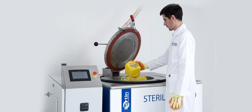 Sterilwave 100 - Medica 2017